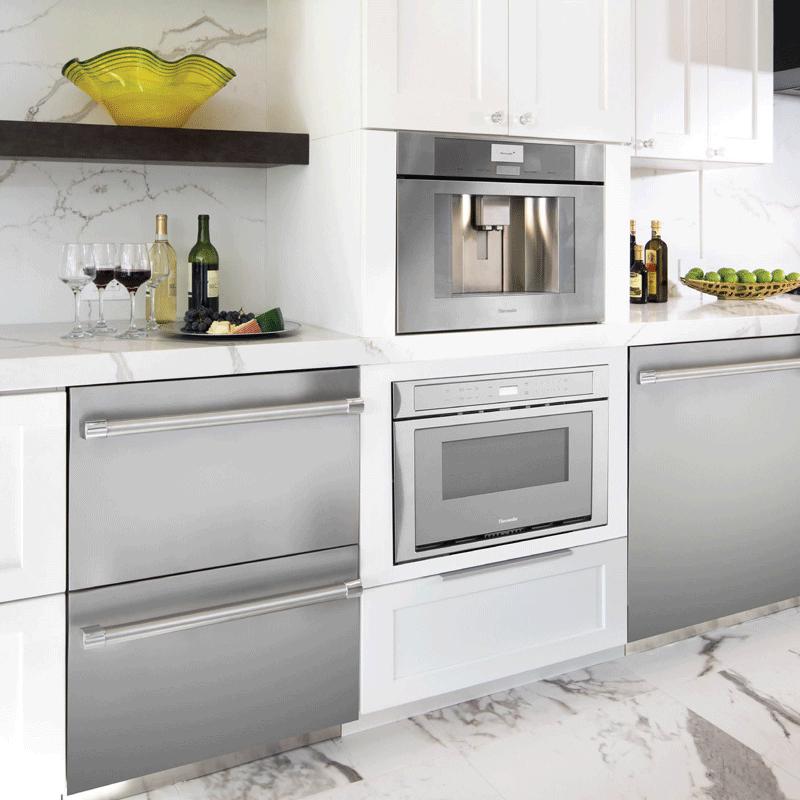 Thermador Beyond Luxury Kitchen Appliances Kustom Kitchens Distributing Inc